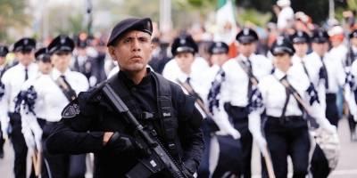Desfile cívico militar en Guadalajara reunió a más de 35 mil personas