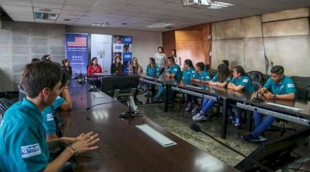 Programa Jóvenes Embajadores