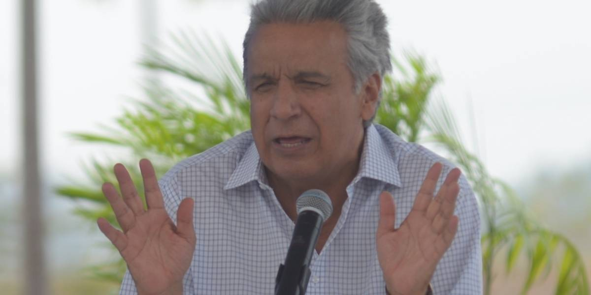 """Presidente Lenín Moreno: """"Queremos hacer un Mundial muy creativo"""""""