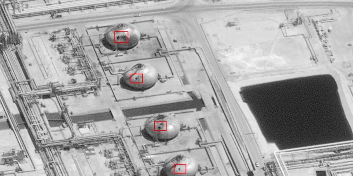 Arabia Saudí: pruebas preliminares culpan a Teherán de ataque con drones a refinería