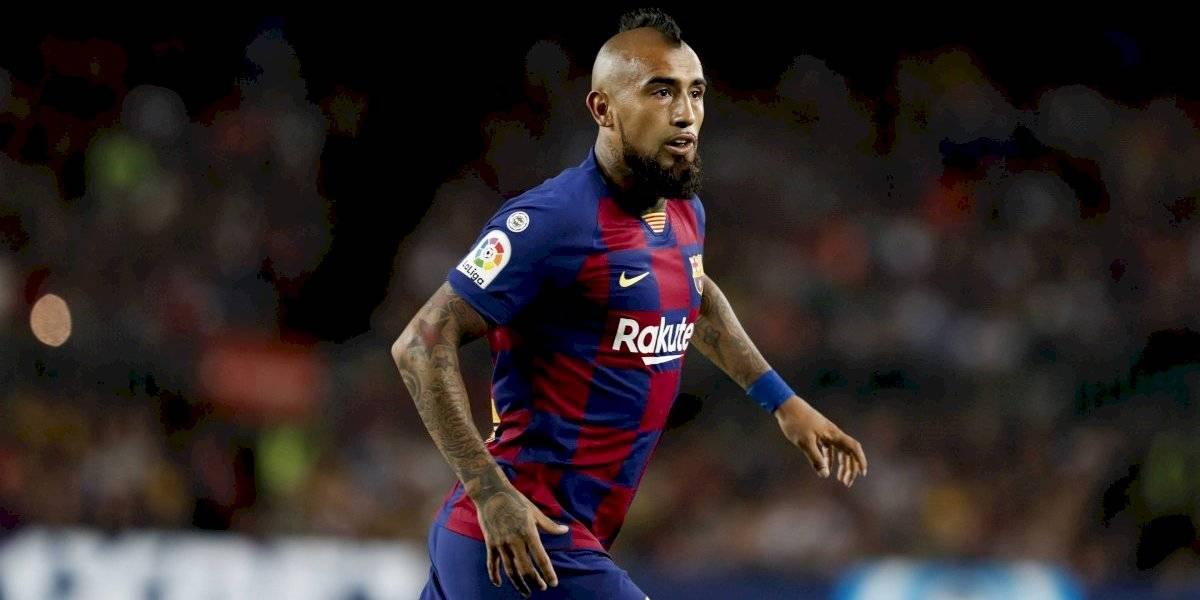 """Barcelona debuta en el """"grupo de la muerte"""" ante Borussia Dortmund con Vidal en la banca y Messi en duda"""