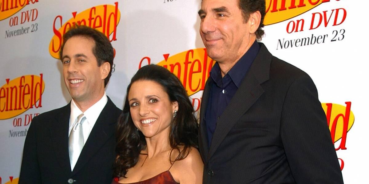 """Netflix emitirá """"Seinfeld"""" a partir de 2021"""