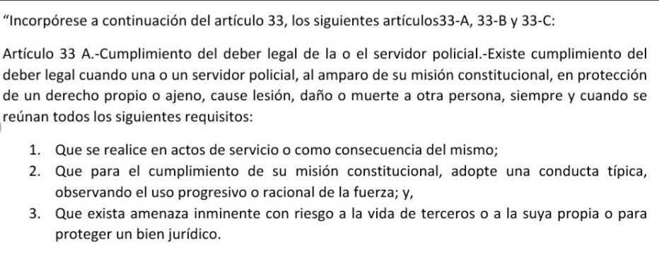 Artículo 33-A