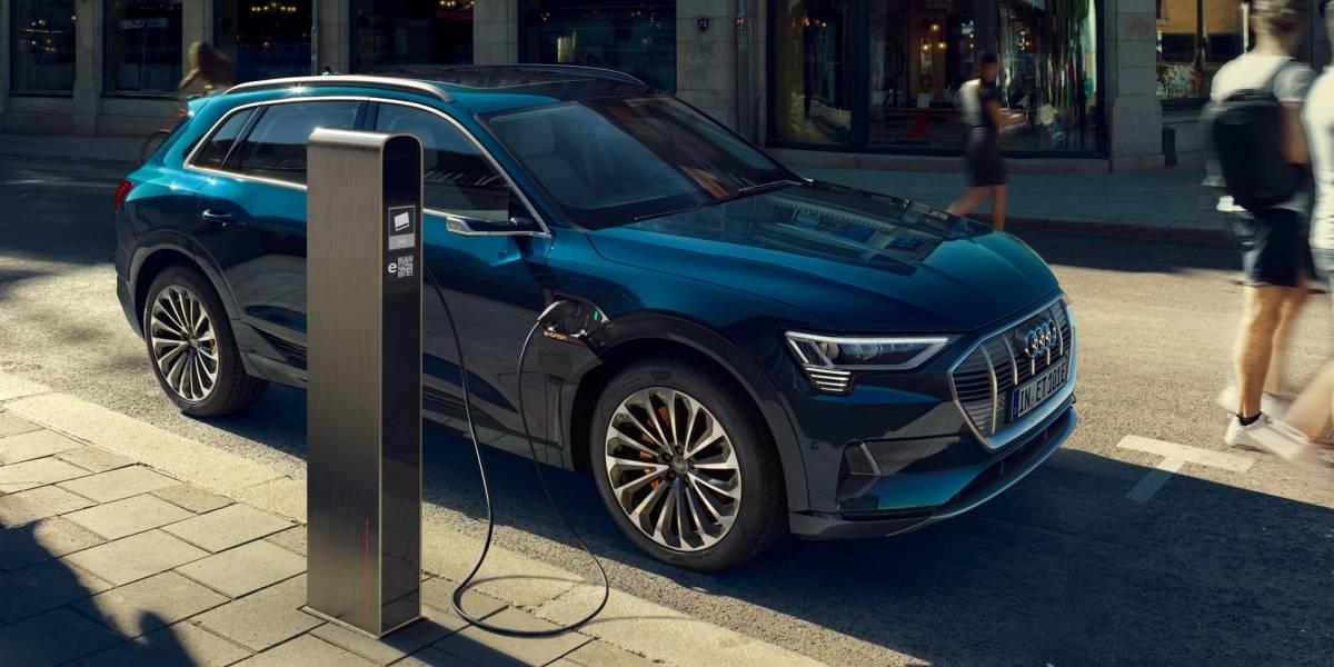 Audi E-Tron el primer eléctrico del grupo