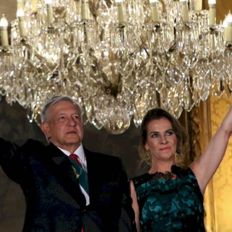 Beatriz Gutiérrez Müller Mussi Diseñó Y Donó El Vestido Del