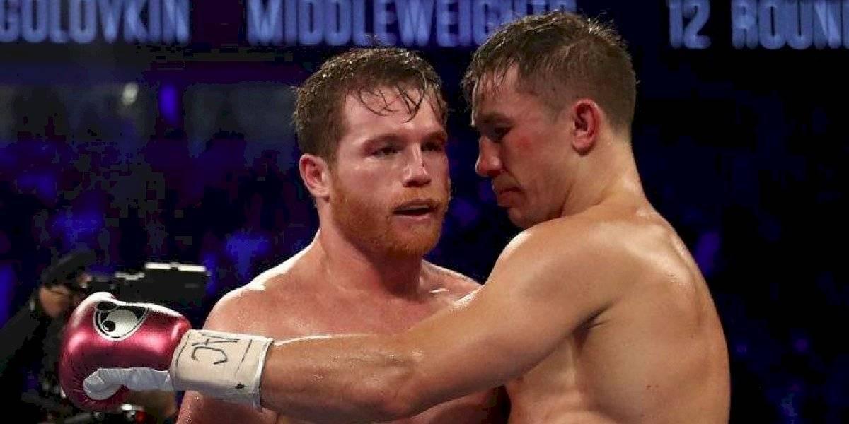 'Canelo' asegura que una tercera pelea con Golovkin no es reto, solo negocio