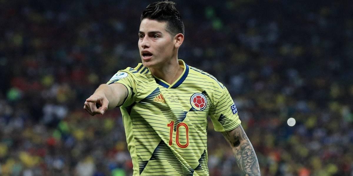 ¿Nueva camiseta de la Selección Colombia sería camuflada?
