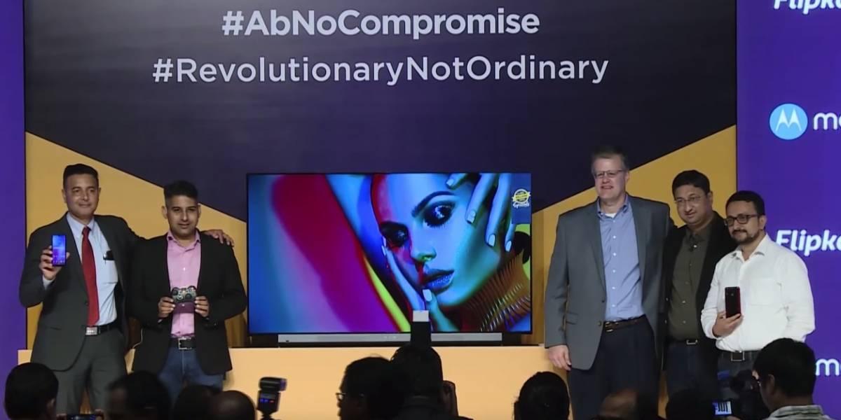Motorola anunció televisores con Android, porque quiere competir en ese mercado también