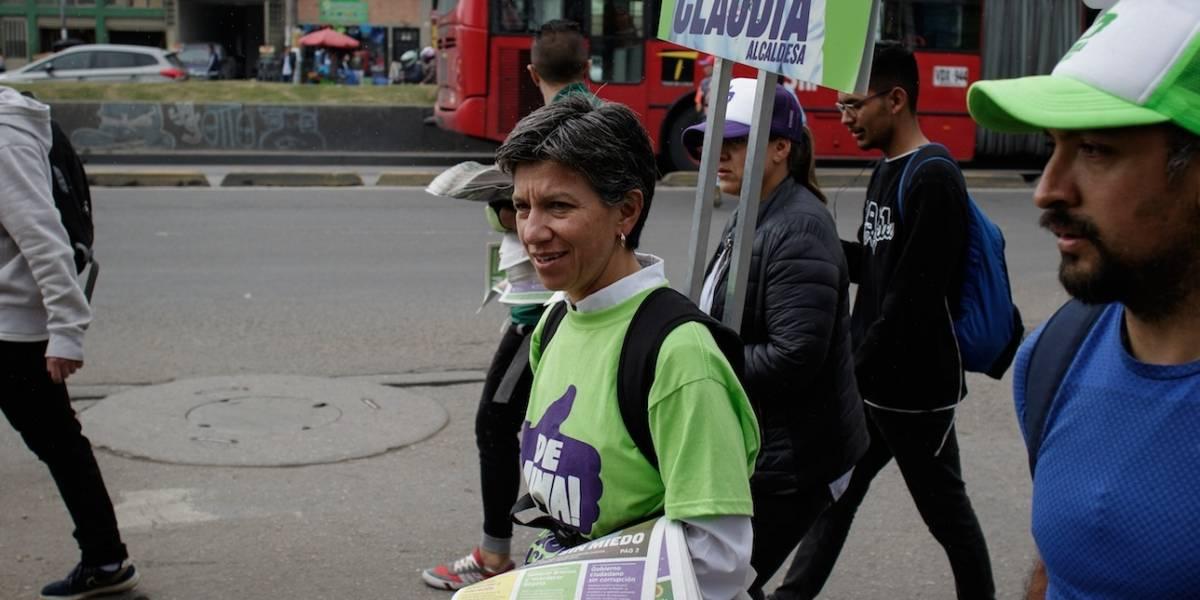 La estrategia de Claudia López para frenar colados en TransMilenio