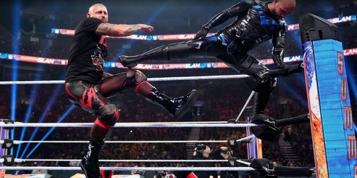 WWE: estos son los resultados del Clash of Champions 2019