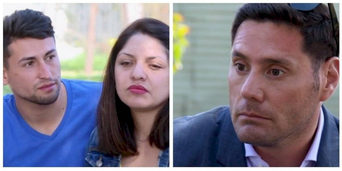 """Inédito momento en """"Contra viento y marea"""": Equipo del programa decide no apoyar boda por problemas de la pareja"""