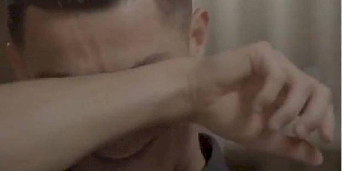 VIDEO. Cristiano Ronaldo recuerda entre lágrimas a su padre