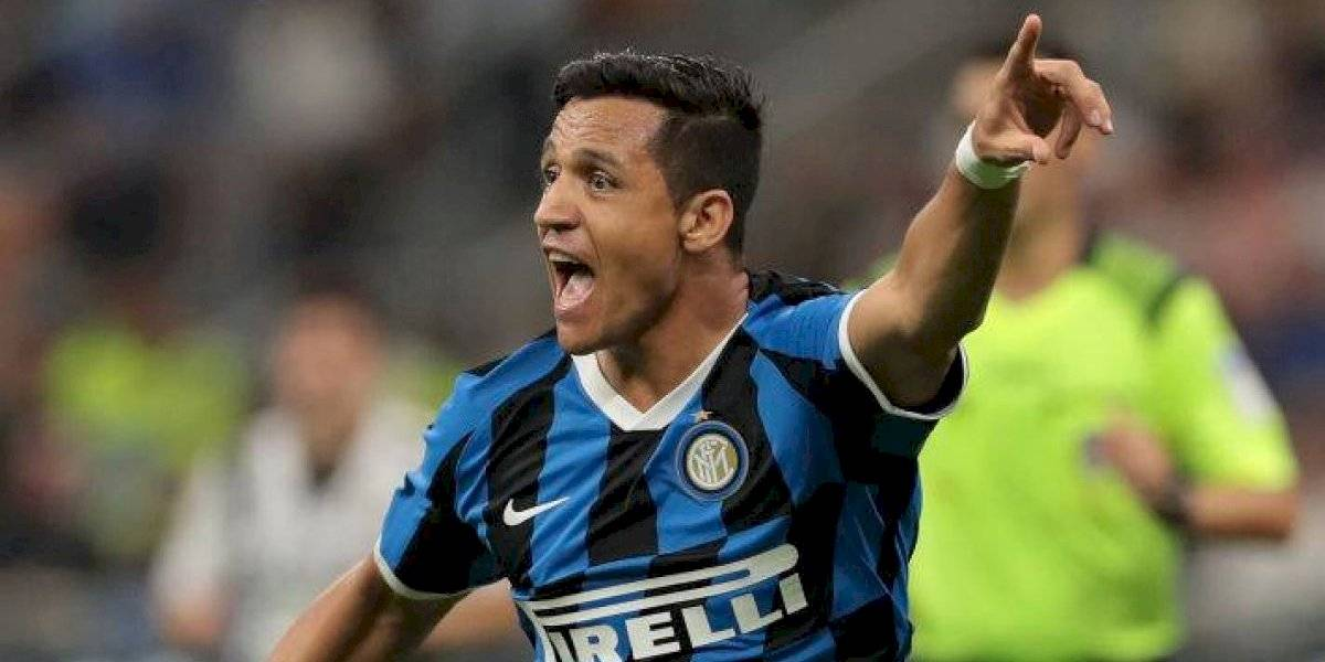 El nuevo Inter de Milán tendrá su debut en la Champions League ante Slavia Praga con Alexis Sánchez en la banca