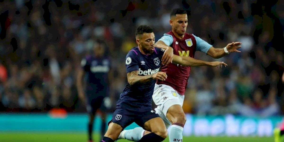 West Ham de Pellegrini empató y desaprovechó la opción de ser escolta en la Premier League