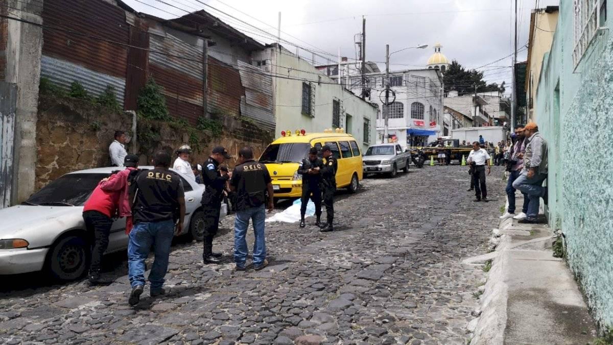 menor asesinada en Mixco