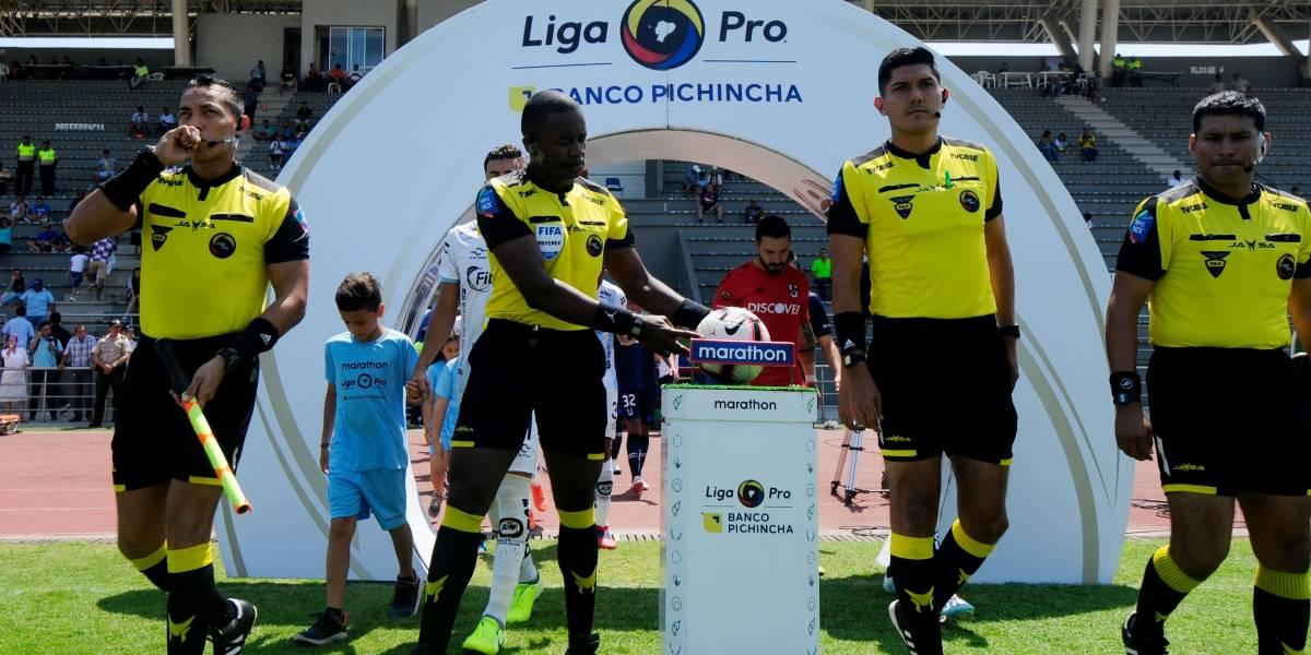 El árbitro del 'VAR criollo' sí fue designado para la fecha 26 de la Liga Pro