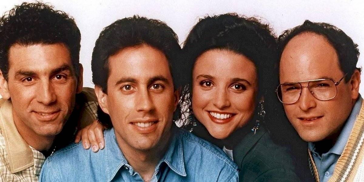 """Netflix compra los derechos de """"Seinfeld"""", tras perder """"Friends"""""""