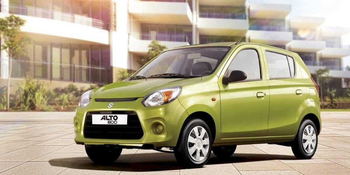 Suzuki revela los retoques a su emblemático Alto