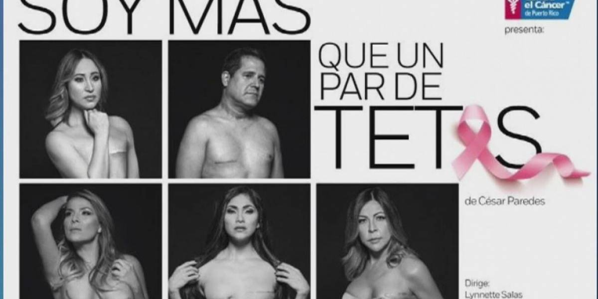 Normando Valentín y Yizette Cifredo: con susto, pero motivados al teatro