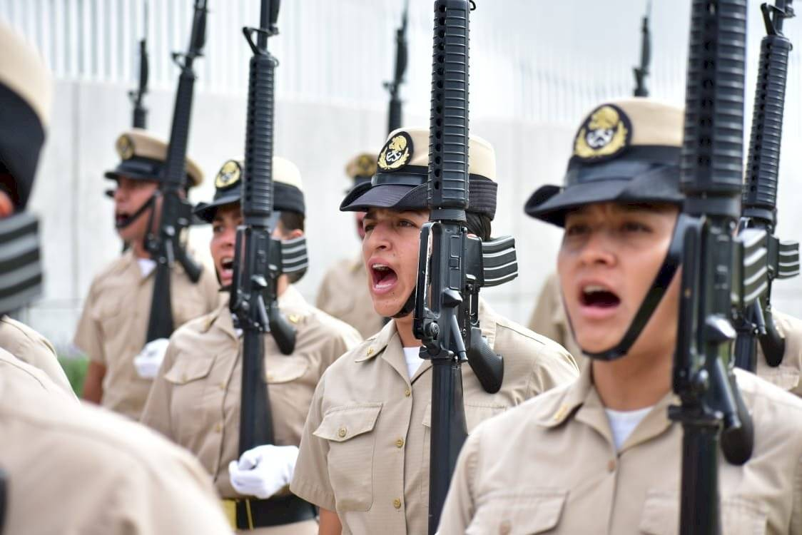 Marina Desfile Militar