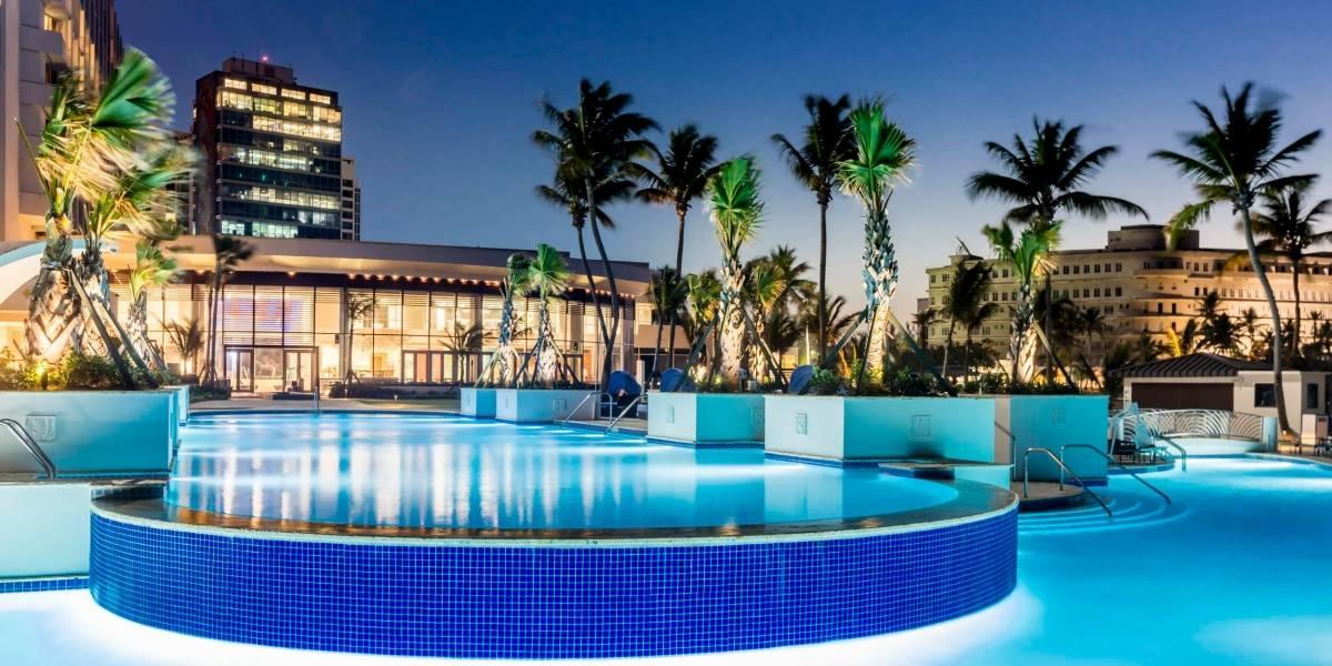 Renovado el encanto del Caribe Hilton