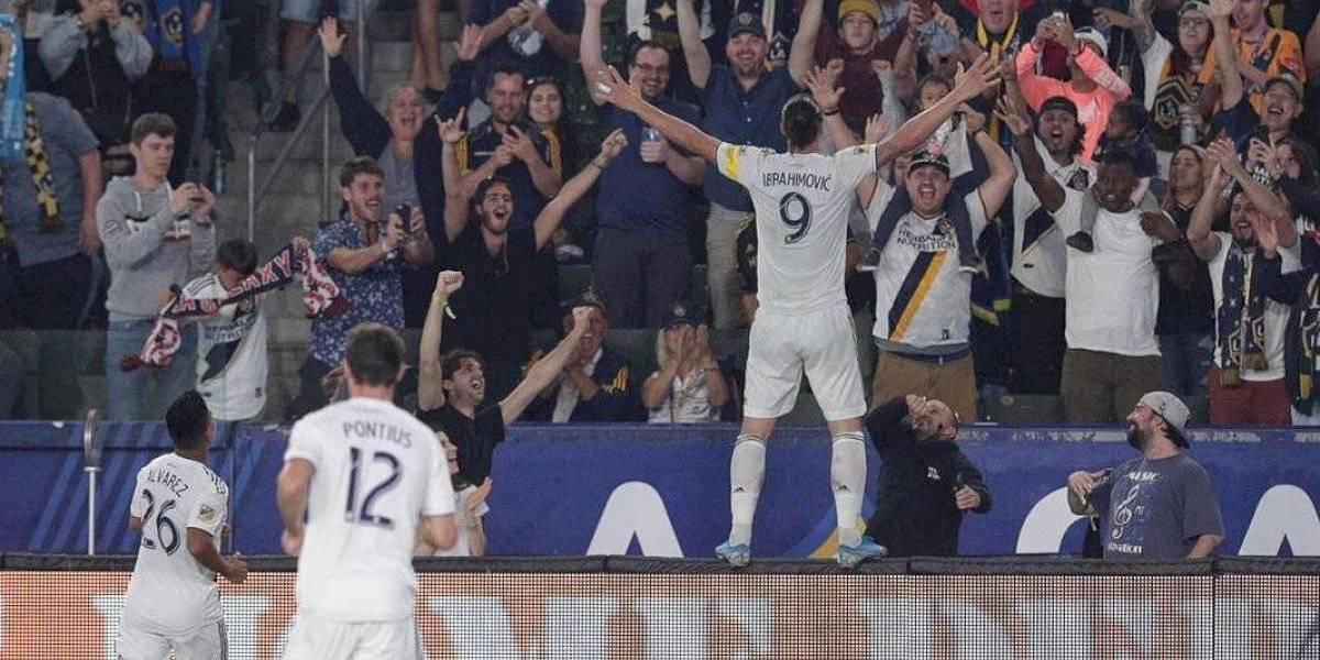 Polémicas declaraciones de Ibrahimovic — MLS