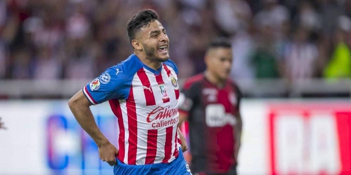 """Tomás Boy justifica el festejo de Alexis Vega: """"Fue un accidente"""""""