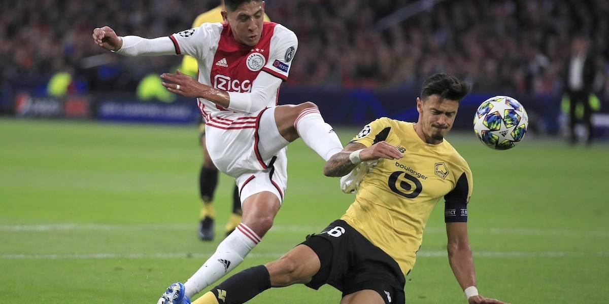 """Edson Álvarez le responde a de Boer: """"No tuvo que decir eso"""""""