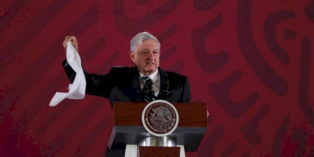 Celebra AMLO actitud de la oposición y dice sí a la reconciliación