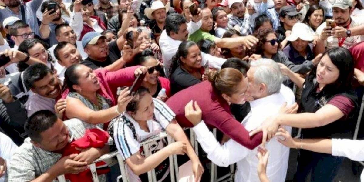 Parte de lo obtenido del avión presidencial irá a Zacualtipán: AMLO