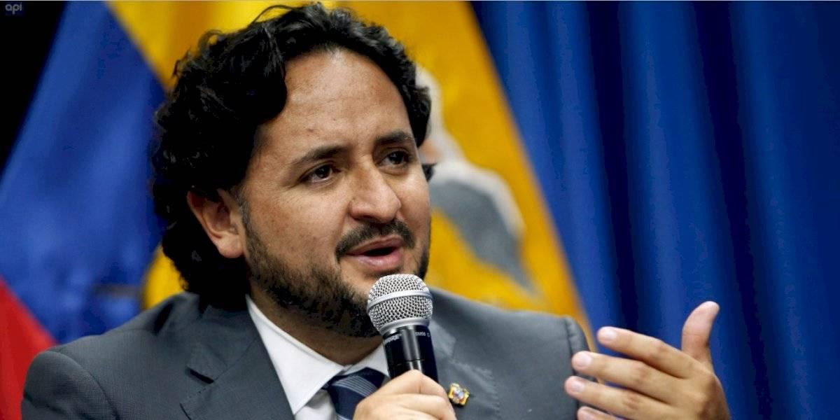 """Michelena: """"Presidente Moreno por su discapacidad tiene derecho a importar un auto sin aranceles, no lo hizo en 20 años"""""""