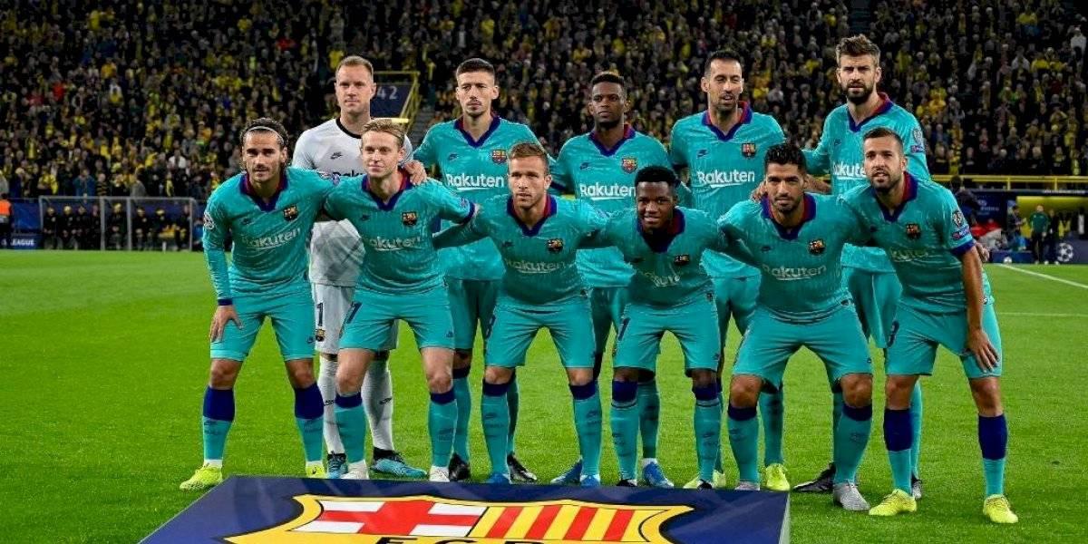 Ansu Fati también hace historia en la Champions League