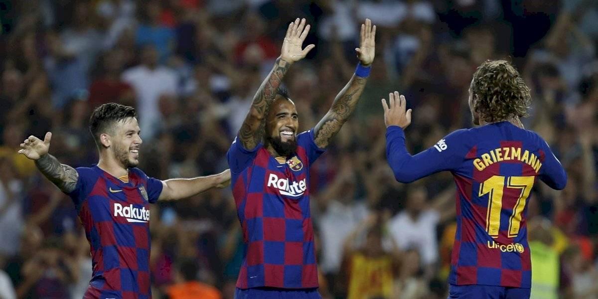 La imperdible cartelera de fútbol por TV: Vidal, Orellana, Pulgar y Pellegrini sacan la cara por los chilenos