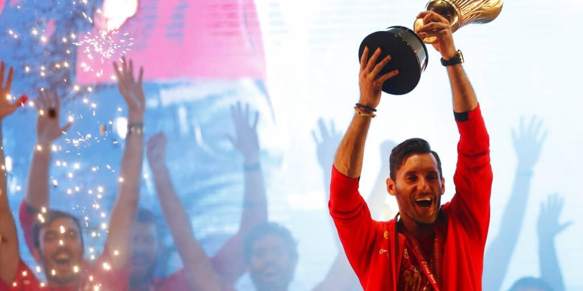 España celebra campeonato de China 2019 con el Rey Felipe VI
