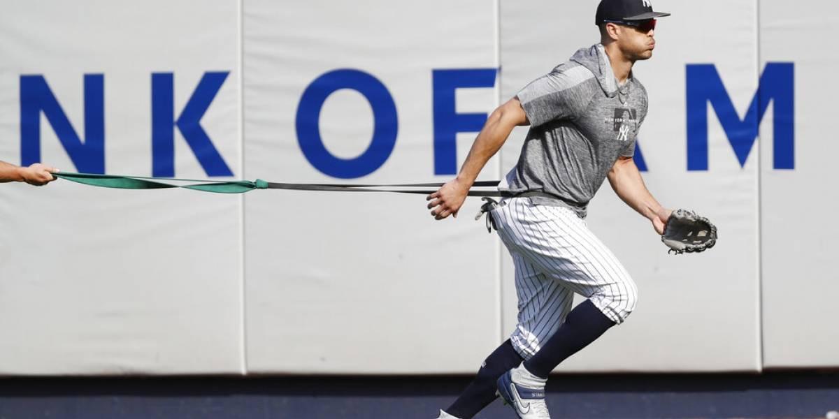 Yankees activarán a Stanton entre miércoles y jueves
