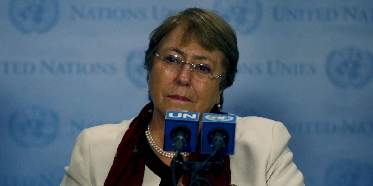 """""""Mi verdad es la misma de siempre"""": Michelle Bachelet niega vínculos con pagos desde la empresa OAS"""