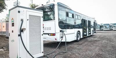 Buses eléctricos Medellín
