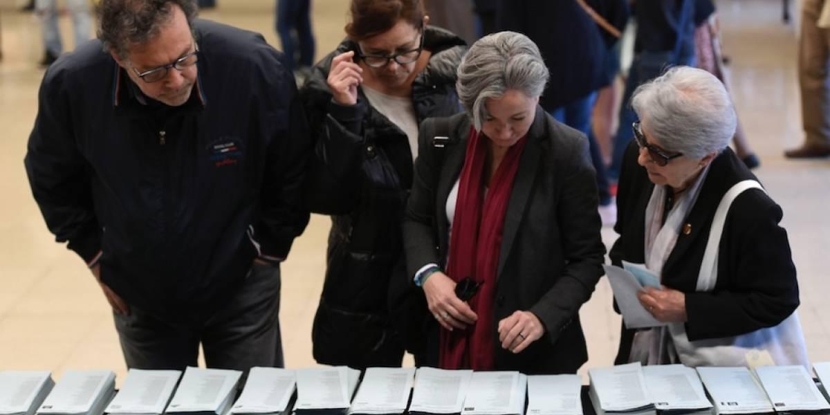 España va por sus cuartas elecciones en cuatro años