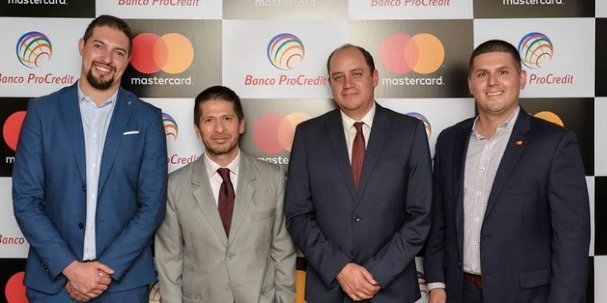 Banco ProCredit presentó su nuevo sistema de tokenización