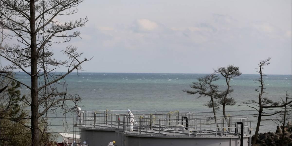 Japón amenaza con verter agua radiactiva de Fukushima en el océano