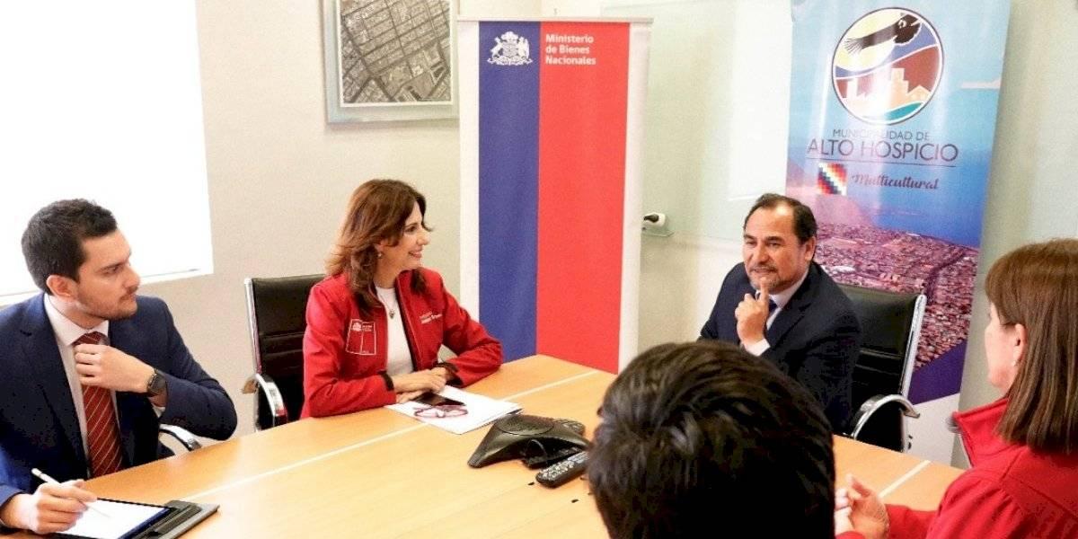 Plan Chile Propietario beneficiará a 3000 personas en la comuna de Alto Hospicio