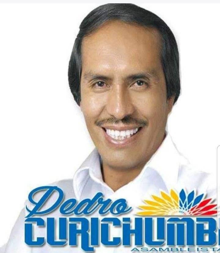 Pedro Curichumbi