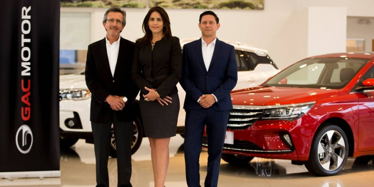 GAC Motor celebra aniversario con nuevo galardón de calidad