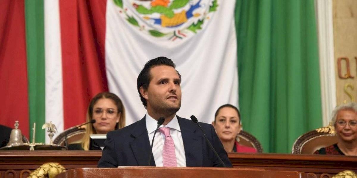 PRI reclama a Claudia Sheinbaum  pérdida de soberanía en la capital
