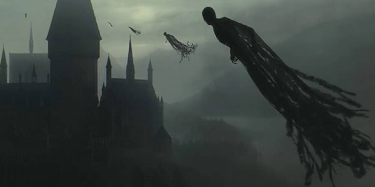 De miedo: ¿Qué hay debajo de la capucha de los dementores de Harry Potter? Por fin conocemos su apariencia verdadera