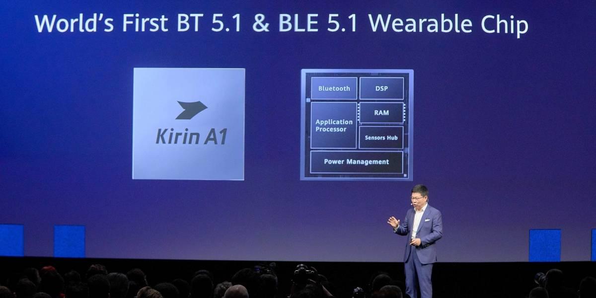 Huawei presenta el primer procesador 5G del mundo