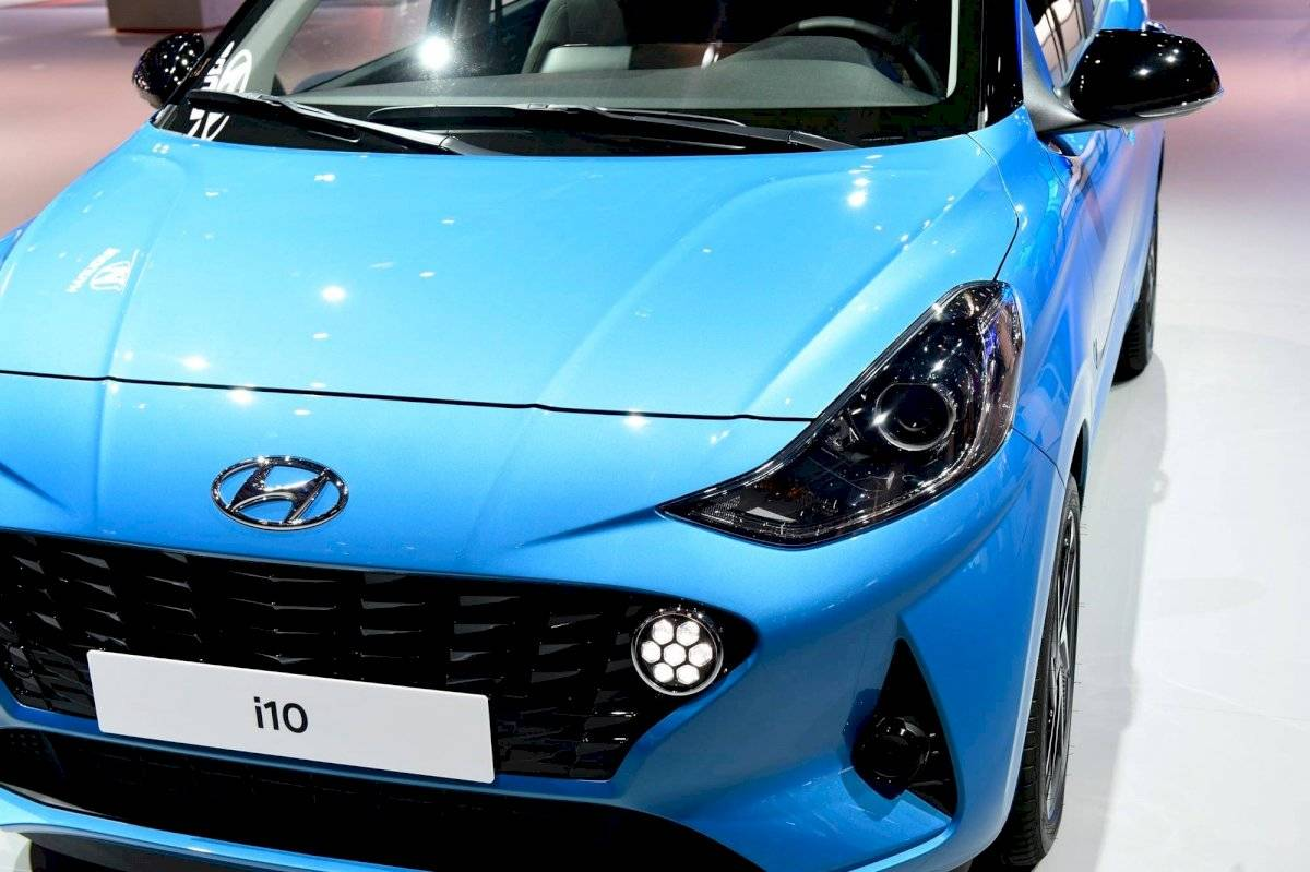 Nuevo Hyundai i10 Cortesía