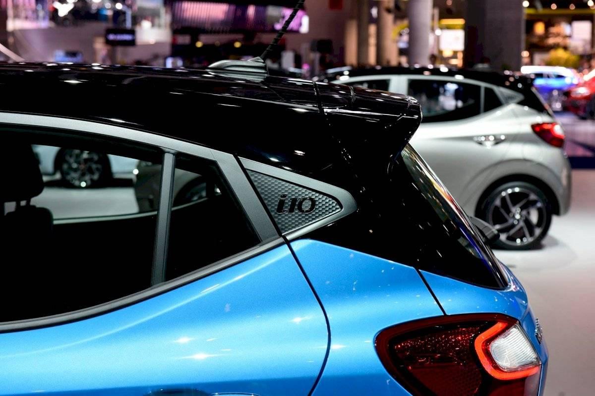 Nuevo Hyundai i10 se presentó en Frankfurt Motor Show Cortesía