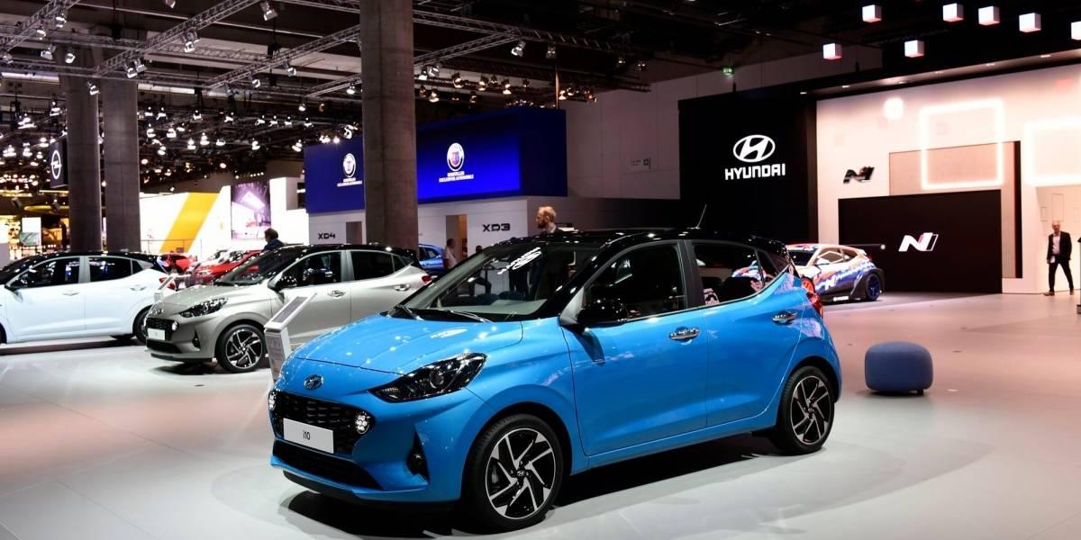 Así es el nuevo Hyundai i10