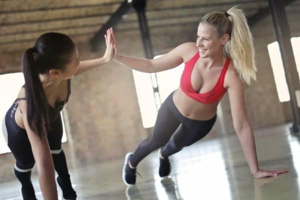 Rutinas de ejercicios para adelgazar brazos